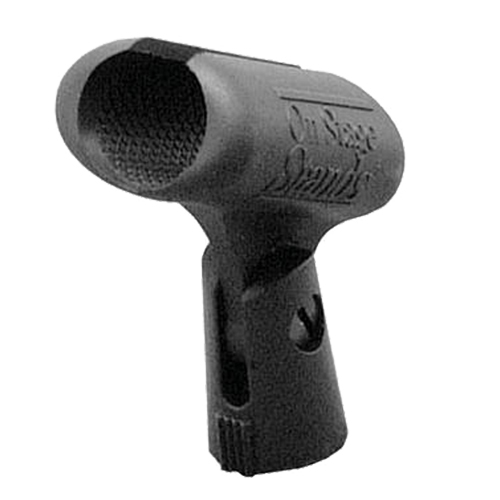 On-Stage Heavy-Duty Rubber Mic Clip (MY100)