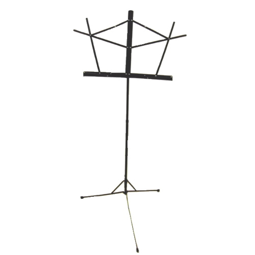On Stage Compact Music Stand With Bag Sm7122bb Cables