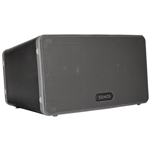 Sonos PLAY:3 Wireless Speaker - Black