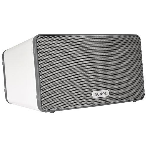 Haut-parleur sans fil PLAY:3 de Sonos - Blanc