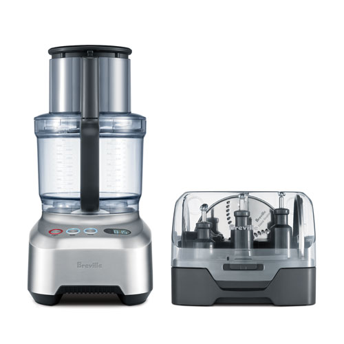 Breville Sous Chef Food Processor - 16-Cup - 1200-Watt