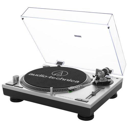 Tourne-disque stéréo professionnel LP120 d'Audio-Technica