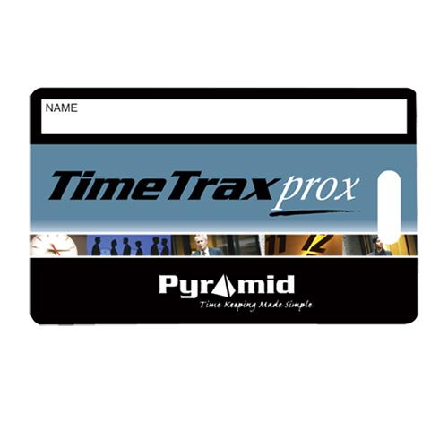 Pyramid Technologies TimeTrax Prox Badge Cards 15-Pack