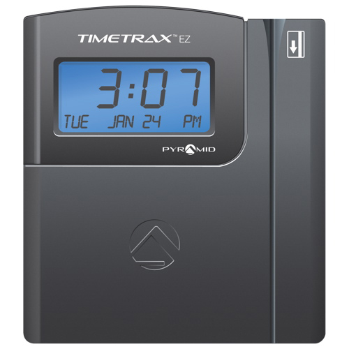Pyramid Technologies TimeTrax EZ Serial/USB Time Clock