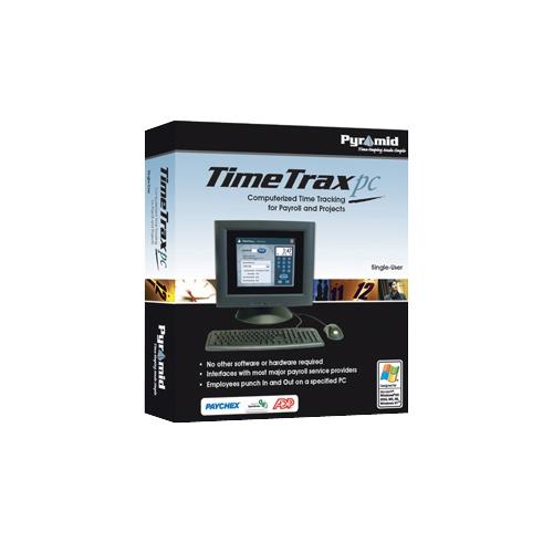 Pyramid Technologies TimeTrax PC