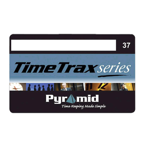 Pyramid Technologies Swipe Card Badges 50-Pack