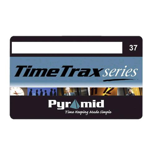 Pyramid Technologies Swipe Card Badges 25-Pack