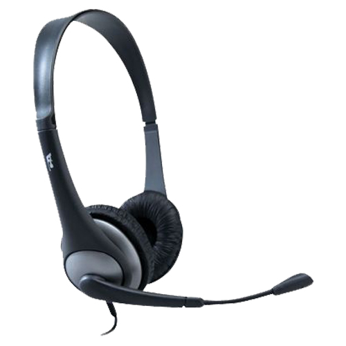 Cyber Acoustics Headset With Microphone (AC-204)