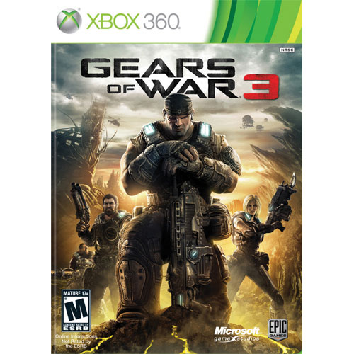 Gears Of War 3 (Xbox 360) - Previously Played