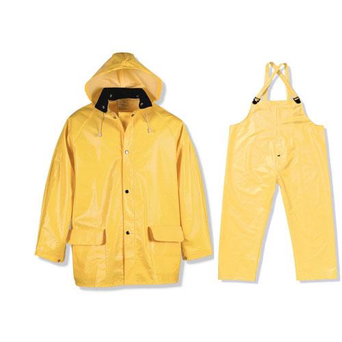 Viking HandyMan Waterproof Suit 2X-Large (2110Y-XXL) - Yellow