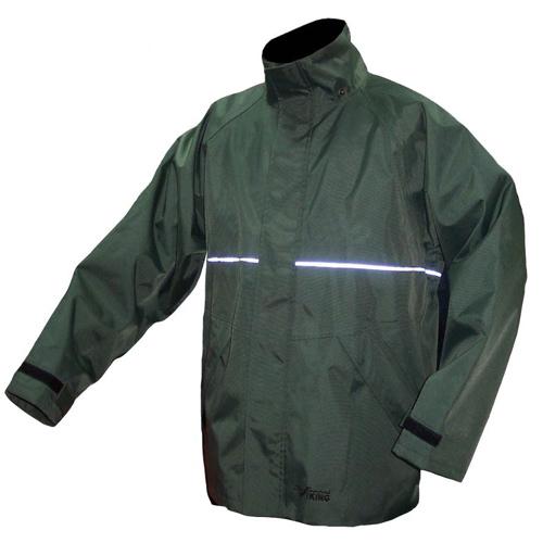 Viking Journeyman Waterproof Jacket - Large - Green