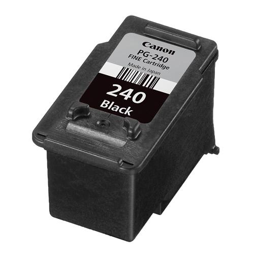 Cartouche d'encre noire de Canon (PG-240)