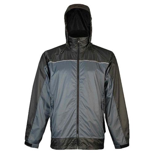 Viking Windigo Jacket - Small - Charcoal / Steel Blue