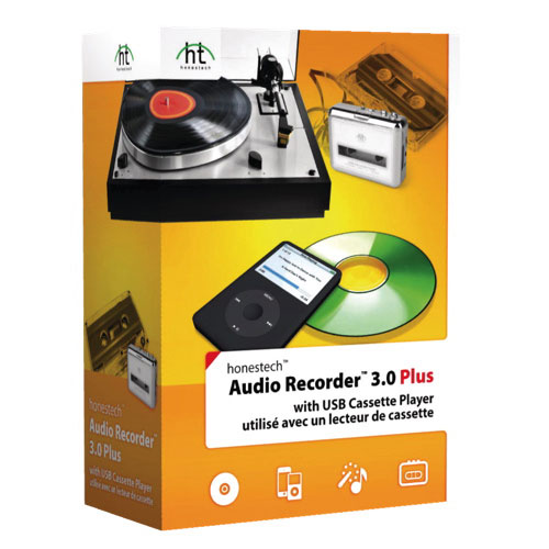 Honestech Audio Recorder 3.0 Plus