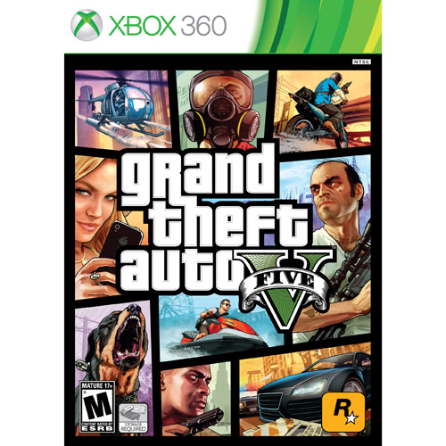 Grand Theft Auto V Xbox 360 Jeux Pour Xbox 360 Best Buy Canada