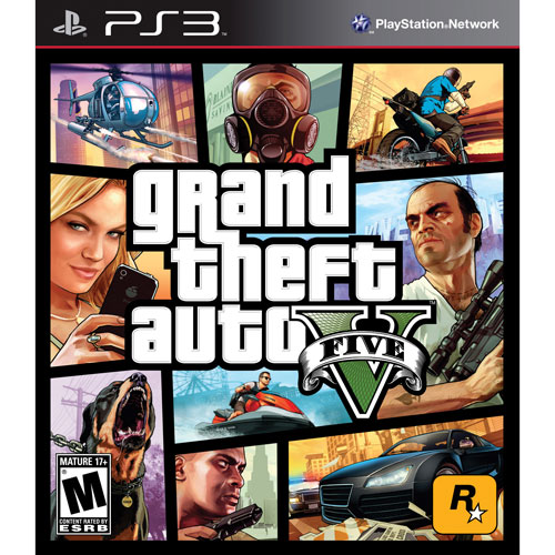 Best Playstation 3 Games : Grand theft auto v ps games best buy canada