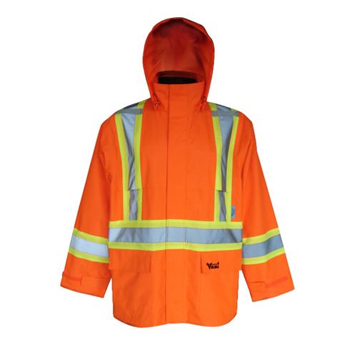 Manteau de sécurité (TTG) Handyman 300D de Viking (6327JO-XXL) - Orange