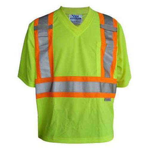 Viking XXL Safety T-Shirt (6006G-XXL) - Green