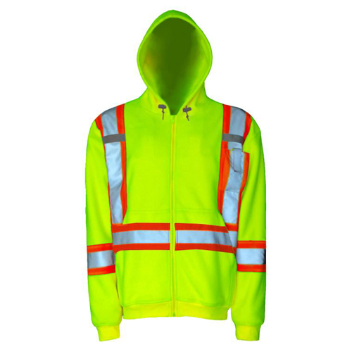 Viking Small Safety Hoodie (6420JG-S) - Green