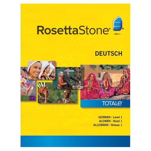 Rosetta Stone Allemand Niveau 1