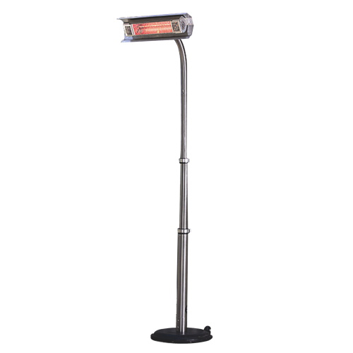 electric classic optima patio freestanding heater outdoor new infrared