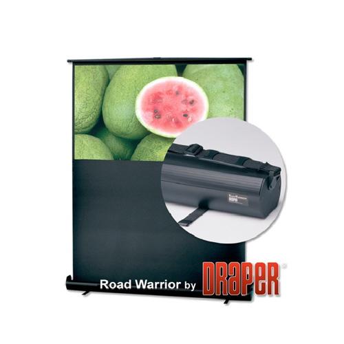 Écran de projection portatif RoadWarrior de 48 x 64 po de Draper