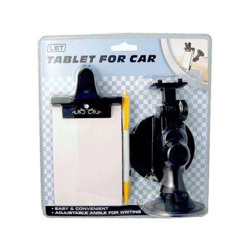 Support de fixation de bloc-notes pour voiture de Libratel Inc.