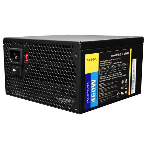 Antec 450-Watt Power Supply