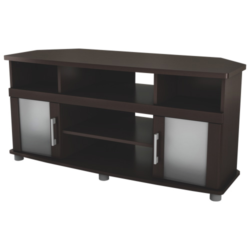 "South Shore City Life 40"" TV Stand - Espresso"