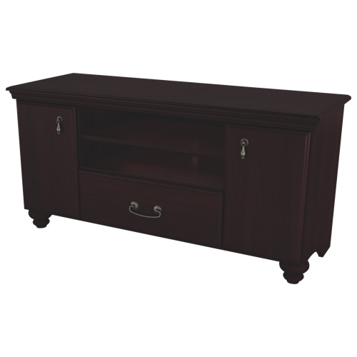 "South Shore Noble 50"" TV Stand - Dark Mahogany"