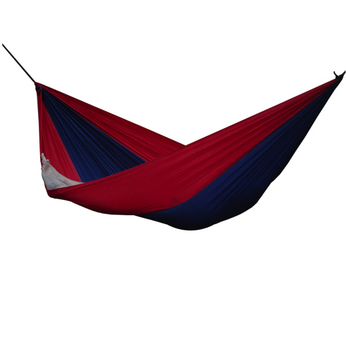 Parachute Double Hammock - Navy/Red