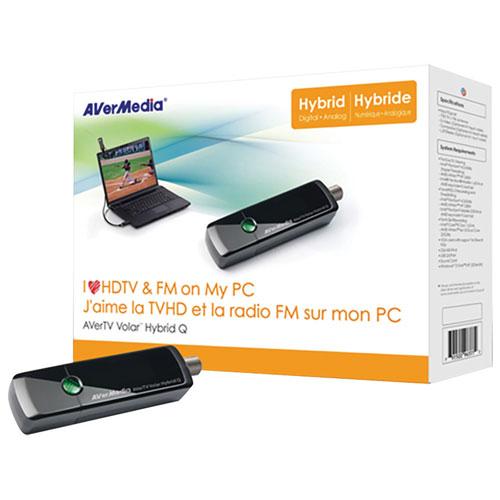 AVerMedia Volar Hybrid Q ATSC/NTSC/QAM TV Tuner