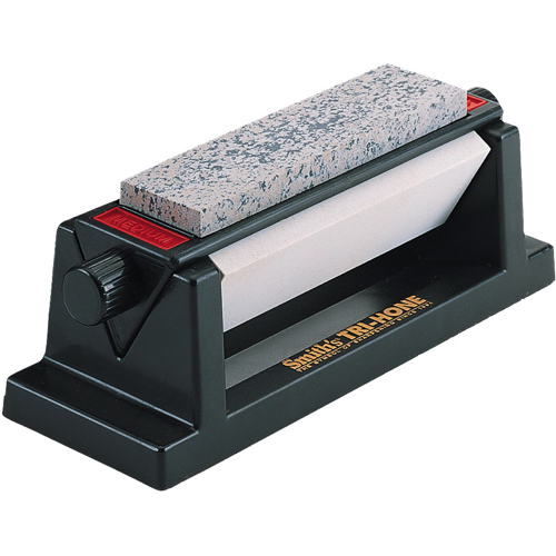Smith's 6-Inch 3-Stone Sharpening System