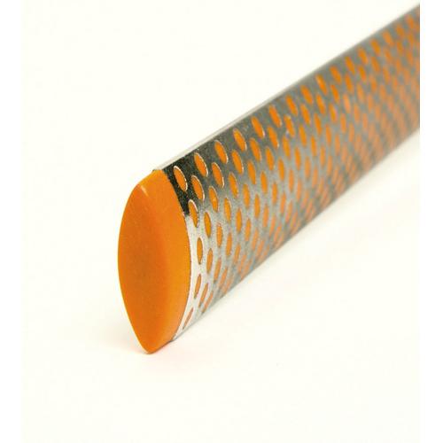 Smith's 10-Inch Diamond Oval Sharpening Rod