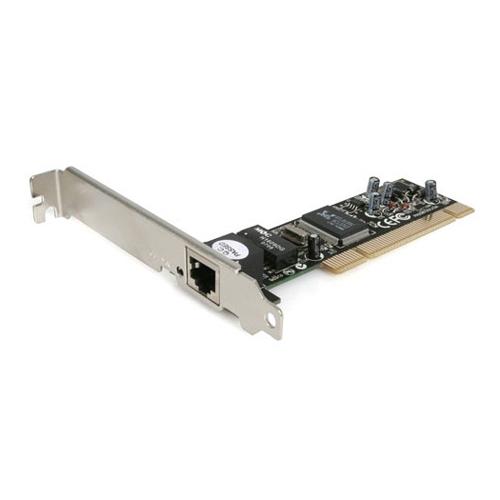 Carte réseau adaptateur PCI vers 1 port Ethernet 10/100 Mbit/s de StarTech