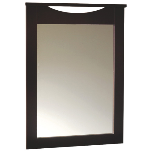 South Shore Step One Collection Dark Chocolate Dresser Mirror - Chocolate