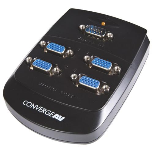 Répartiteur de signal vidéo VGA à 4 ports de StarTech