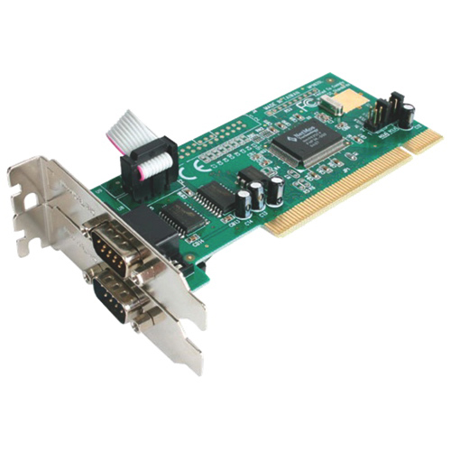 StarTech 2-Port PCI RS232 Serial Adapter Card
