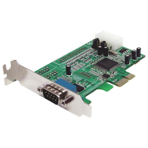 StarTech 1-Port Native RS232 PCI-E Serial Card