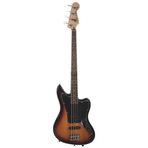 Squier Vintage Modified Jaguar Bass (0328900500) - 3 Tone