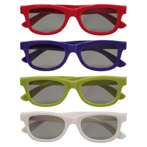 Proline 4-Pack Passive 3D Glasses (PL3DCL4PK)