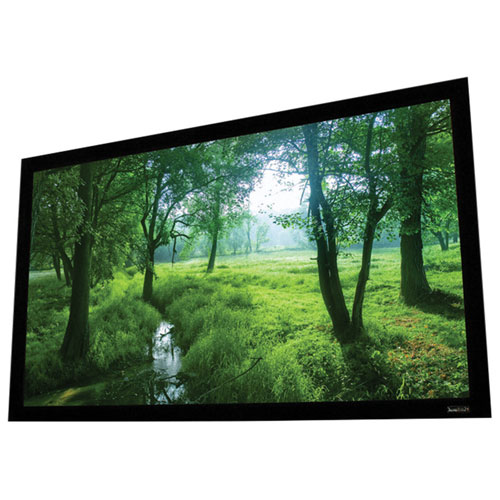 "Elunevision 92"" Fixed-Frame Projector Screen (EV EV-F-92-1.2)"
