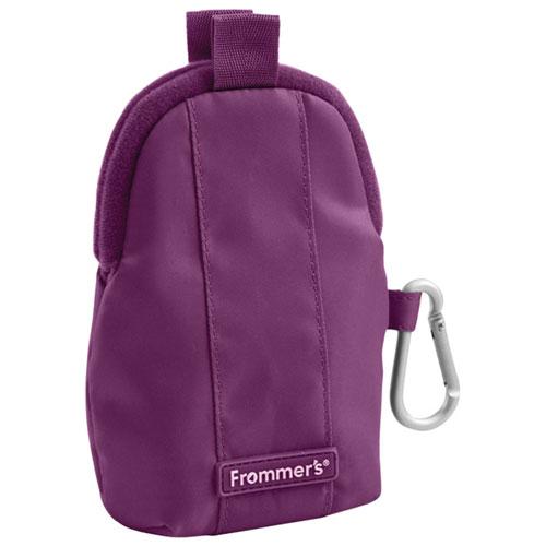 Frommer's Flash Digital Camera Case - Purple