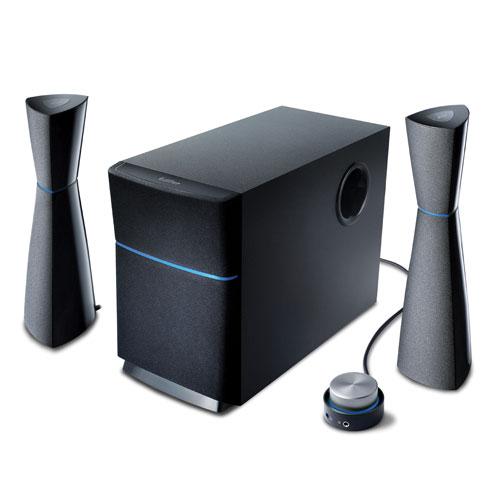 Système de haut-parleurs multimédias 2.1 canaux d'Edifier