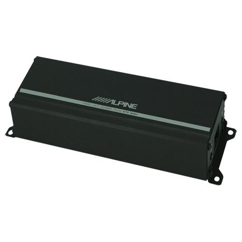 Alpine KTP 4-Channel 45-Watt Car Amplifier (KTP-445U)