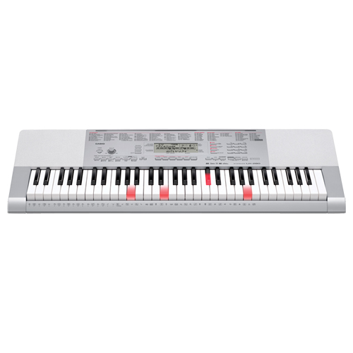 Casio 61-Key Electric Keyboard (LK-280K3) - Grey