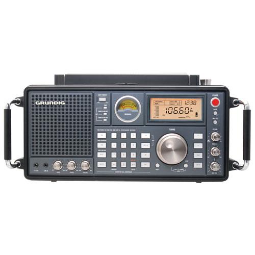 Radio AM/FM/Avion/Ondes Satellite d'Eton (NGSAT750B)