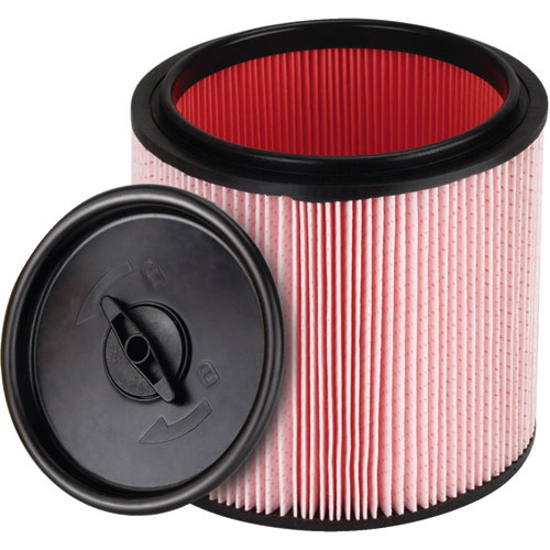 Duravac Fine Dust Cartridge Filter / Retainer (CVCFF-CAN)