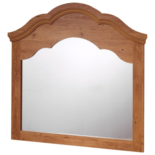 Miroir pour commode Prairie de South Shore - Pin rustique