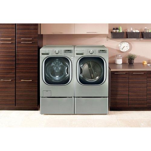 Dryer Installation Service : New washer dryer pedestal installation service appliance